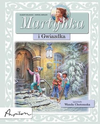 Okładka książki Martynka i Gwiazdka