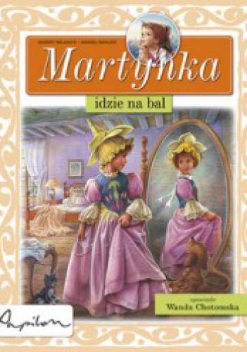 Okładka książki Martynka idzie na bal