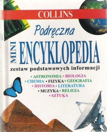 Okładka książki Podręczna miniencyklopedia