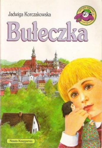 Okładka książki Bułeczka