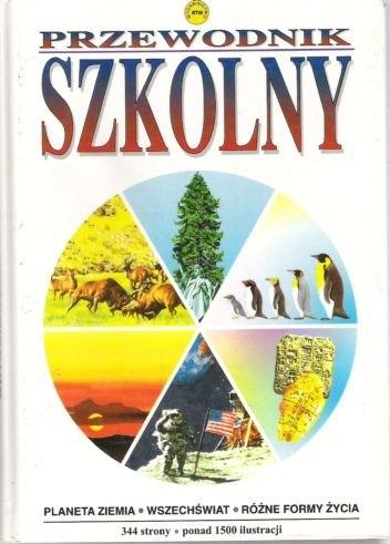 Okładka książki Przewodnik szkolny