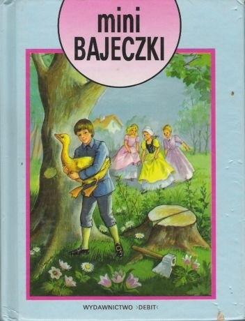 Okładka książki Mini Bajeczki (tom 12)