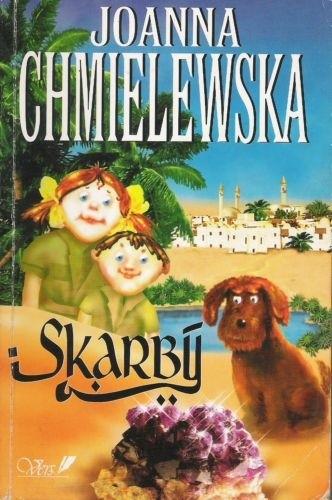 Okładka książki Skarby
