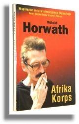 Okładka książki Afrika Korps