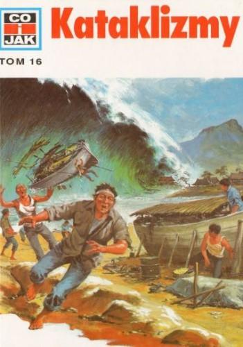 Okładka książki Kataklizmy