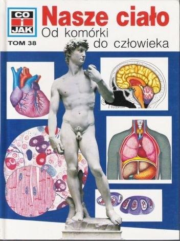 Okładka książki Nasze ciało