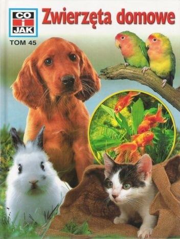 Okładka książki Zwierzęta domowe