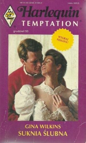 Okładka książki Suknia ślubna