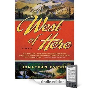 Okładka książki West of Here