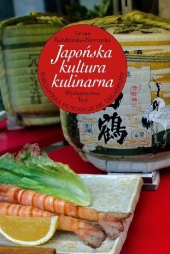 Okładka książki Japońska kultura kulinarna