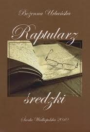 Okładka książki Raptularz średzki