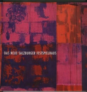 Okładka książki Das neue Salzburger Festspielhaus