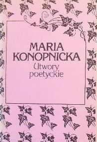 Okładka książki Utwory poetyckie