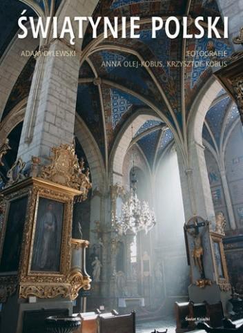 Okładka książki Świątynie Polski