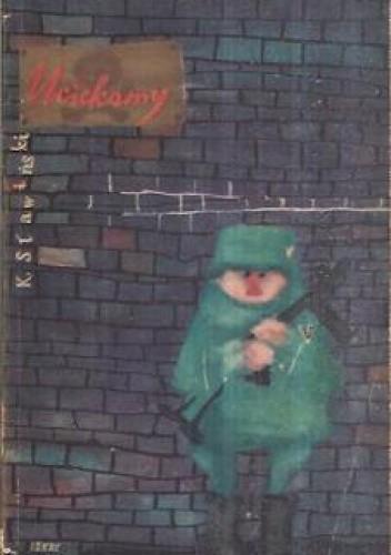 Okładka książki Uciekamy