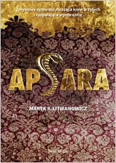 Okładka książki Apsara