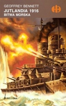 Okładka książki Jutlandia 1916