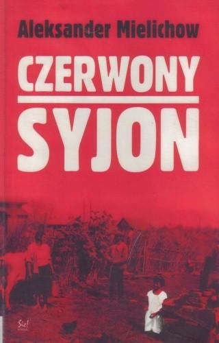 Okładka książki Czerwony Syjon