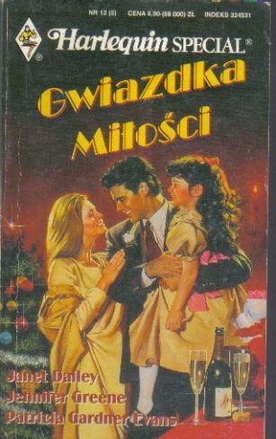 Okładka książki Gwiazdka miłości