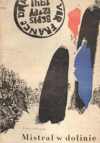 Okładka książki Mistral w dolinie