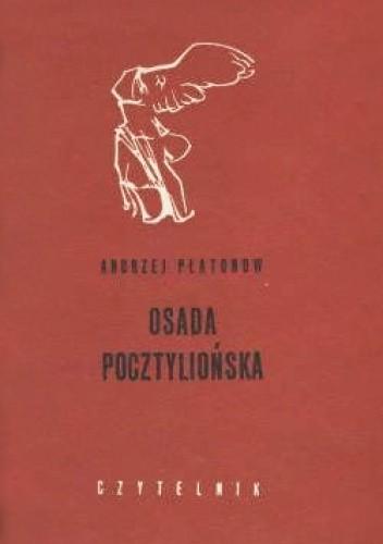 Okładka książki Osada pocztyliońska