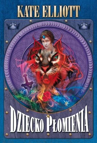 Okładka książki Dziecko Płomienia