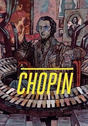 Okładka książki Chopin New Romantic