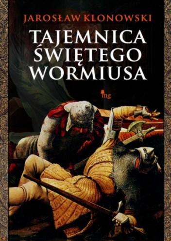 Okładka książki Tajemnica świętego Wormiusa