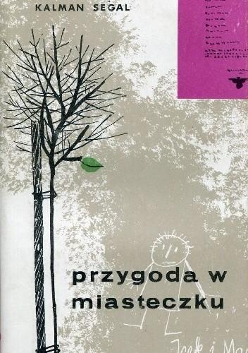 Okładka książki Przygoda w miasteczku