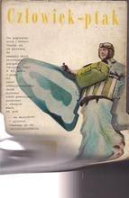 Okładka książki Człowiek-ptak
