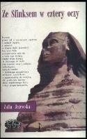 Okładka książki Ze Sfinksem w cztery oczy