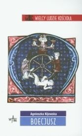 Okładka książki Boecjusz
