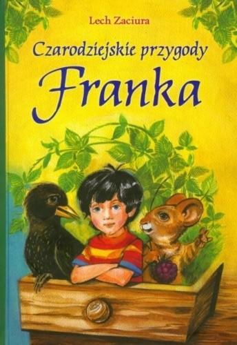 Okładka książki Czarodziejskie przygody Franka
