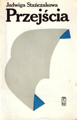 Okładka książki Przejścia