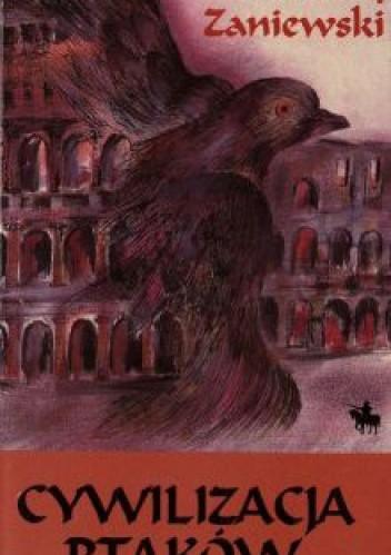 Okładka książki Cywilizacja ptaków