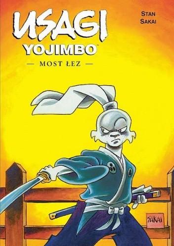 Okładka książki Usagi Yojimbo: Most łez