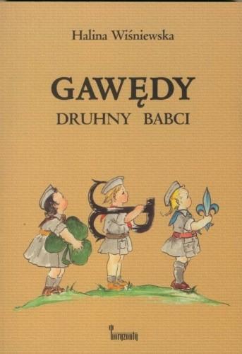 Okładka książki Gawędy druhny Babci