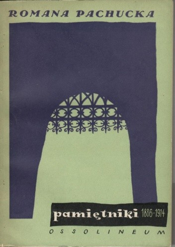 Okładka książki Pamiętniki 1886-1914
