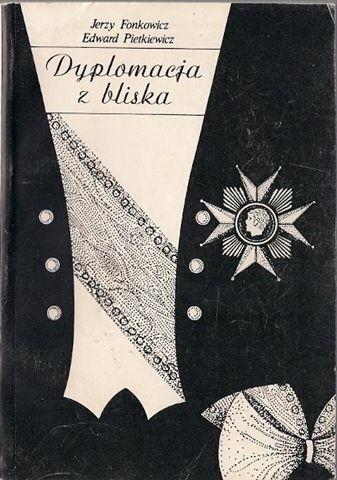 Okładka książki Dyplomacja z bliska