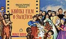 Okładka książki Krótki film o świętych