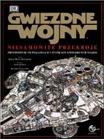 Okładka książki Gwiezdne wojny: Niesamowite przekroje