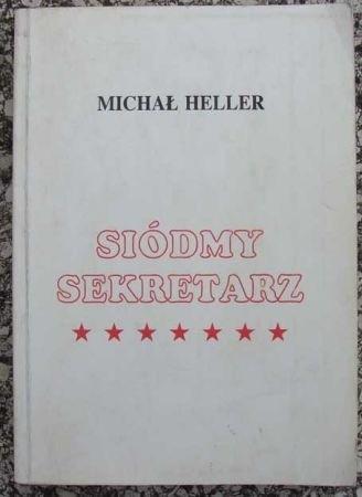 Okładka książki Siódmy sekretarz: blask i nędza Michaiła Gorbaczowa