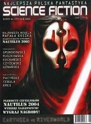 Okładka książki Science Fiction 2005 01 (46)