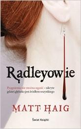 Okładka książki Radleyowie