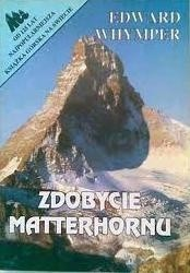 Okładka książki Zdobycie Matterhornu