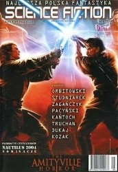 Okładka książki Science Fiction 2005 04 (49)