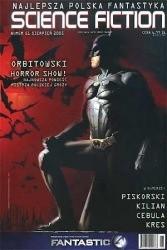 Okładka książki Science Fiction 2005 06 (51)