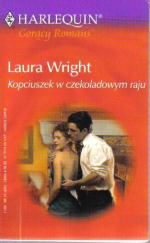 Okładka książki Kopciuszek w czekoladowym raju