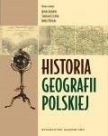 Okładka książki Historia geografii polskiej
