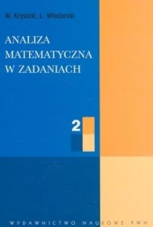 Okładka książki Analiza matematyczna w zadaniach. Tom II